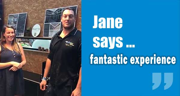 Jane Customer Review from Sandgate