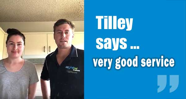 Tilley Customer Review from Sandgate